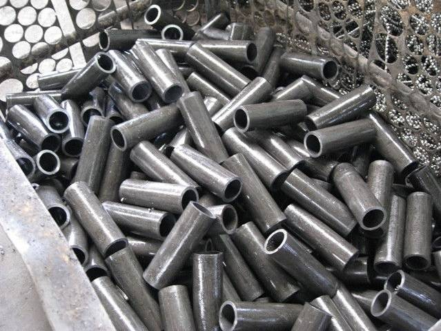 Seamless Carbon and Alloy Steel Mechanical Tube Machining 450mm Diameter