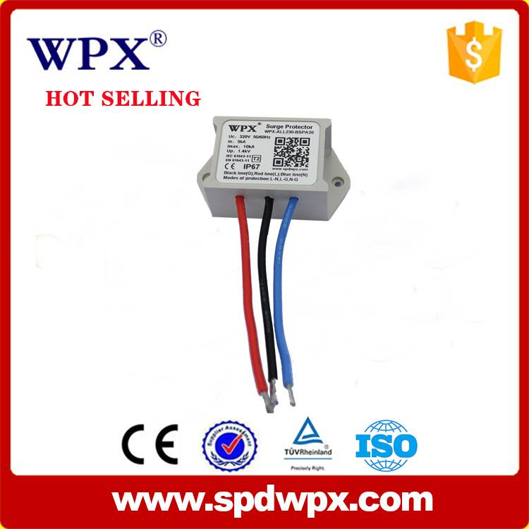 LED Lighting Surge Suppressor