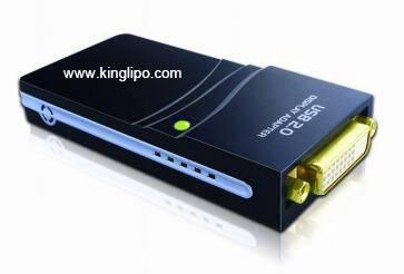 USB 2.0 Display Adapter DVI 1920x1080