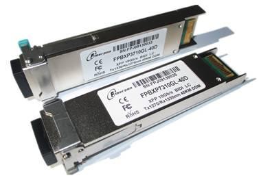 10Gbps XFP Bi-Directional (BIDI) Optical transceiver module, 40Km Reach TX1330nm/RX1270nm