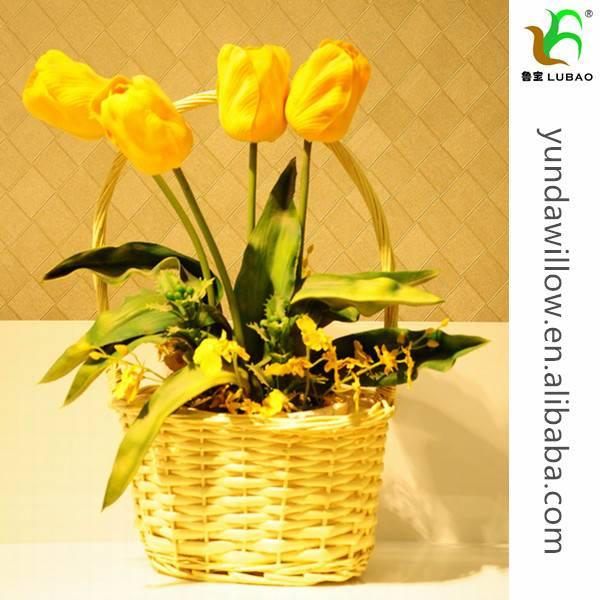 Handmade Hanging Flower Basket Pot Wholesale