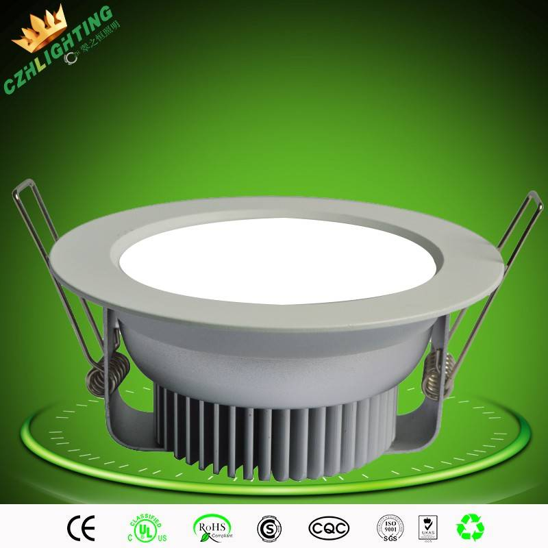 led downlight housing 12w led downlights 100-277v recessed downlight