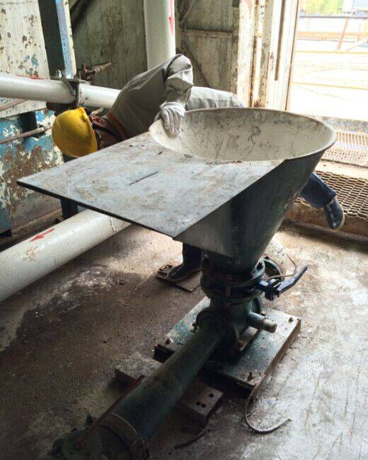 MACHTEC                                              MACHTEC ZHP150 Mud Hopper for solid control and