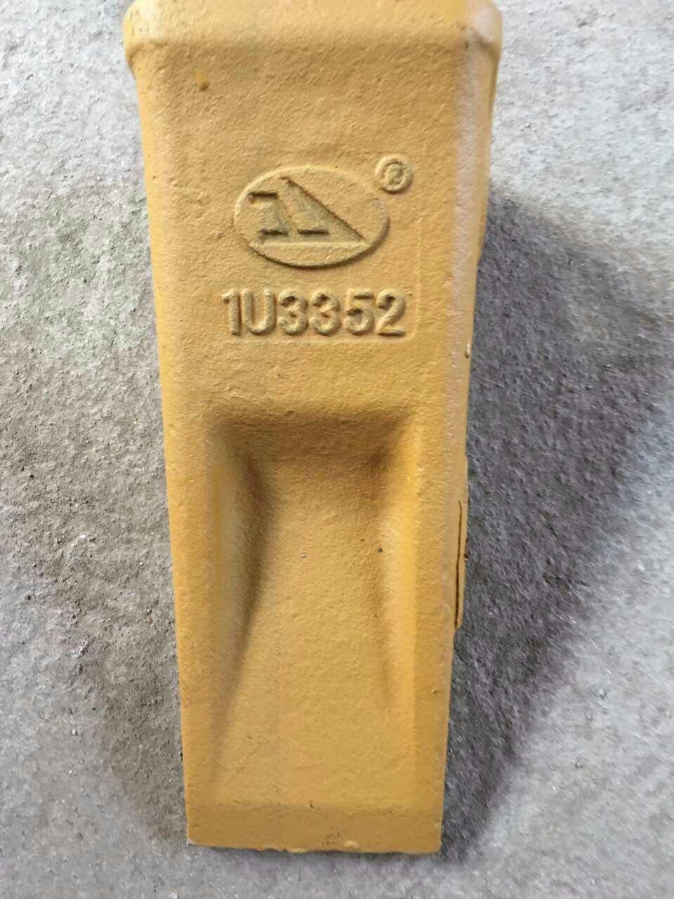 3 Top Worldwide Brands OEM Supplier For Caterpilar Excavator Bucket Teeth 1U3352
