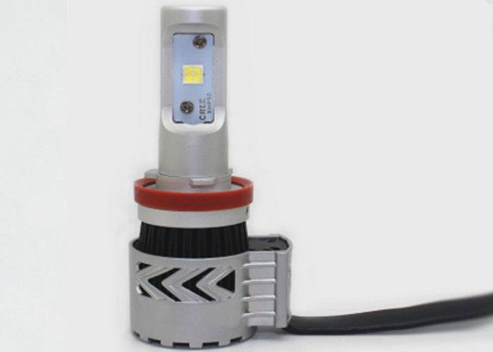 Brightest 6000lm H16 Led Headlight Conversion Kits Jp Bulb 6500k