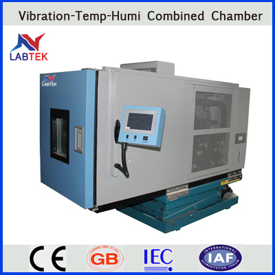 Temperature Humidity Test Chamber Combined with Vibration Test Syster