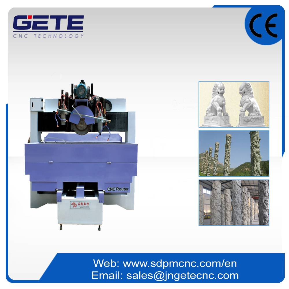 3D Stone Engraving Machine TDS-5015