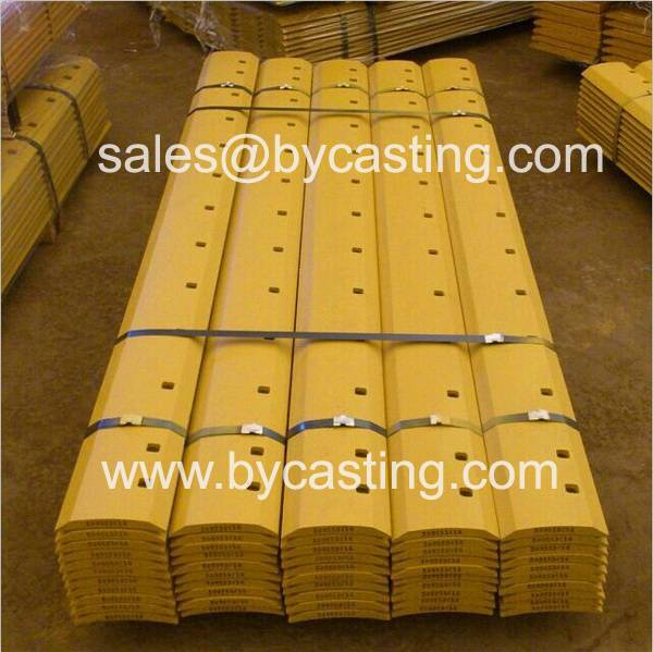 caterpillar excavator parts Cutting Edge 6Y5540(4T9587)