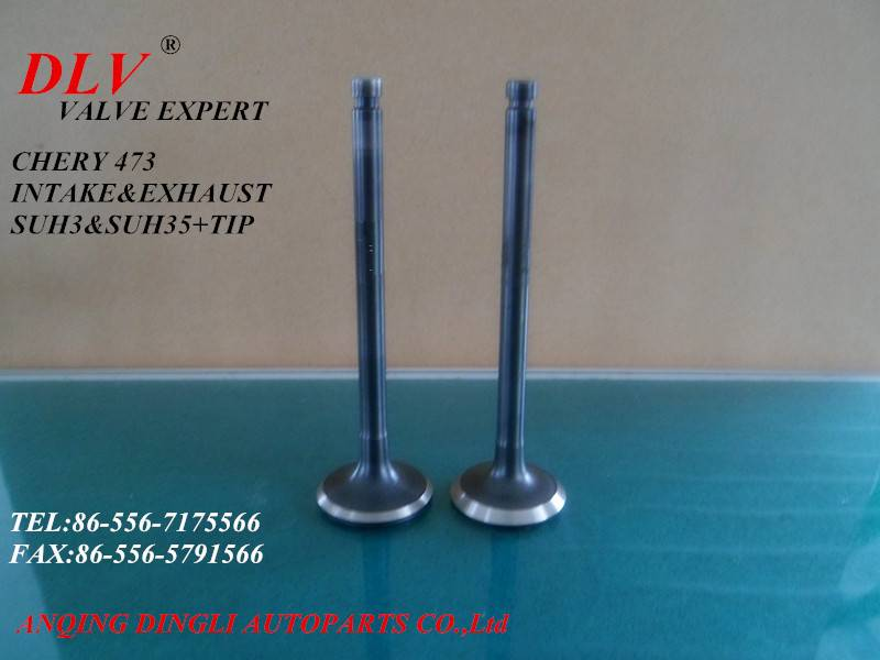 Direct sale of Intake Exhaust engine valve