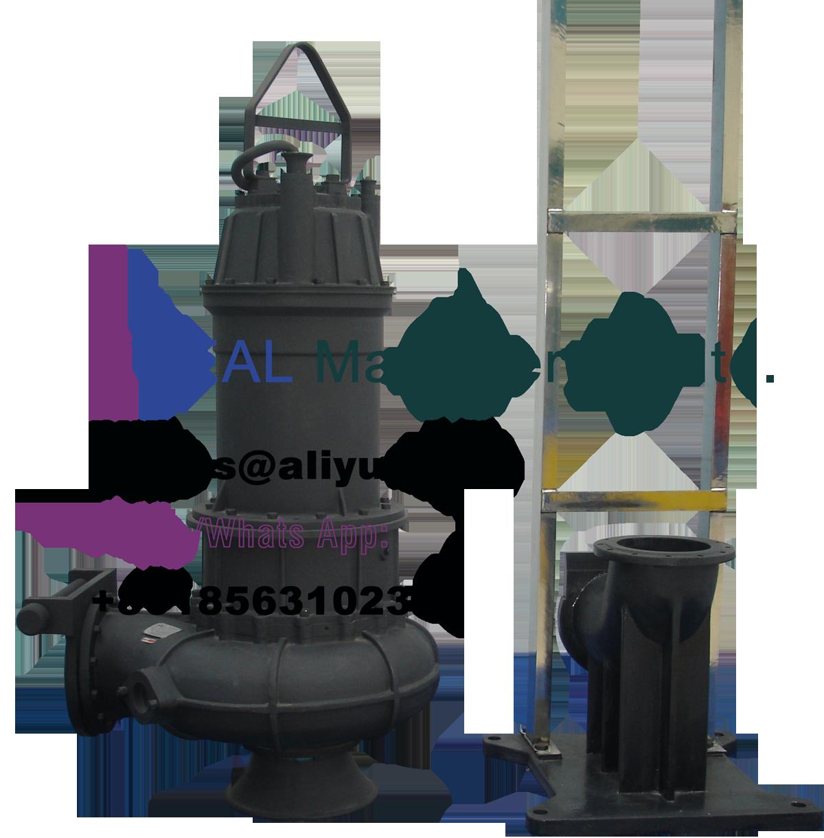 5. WQ Submersible Sewage Pump 12