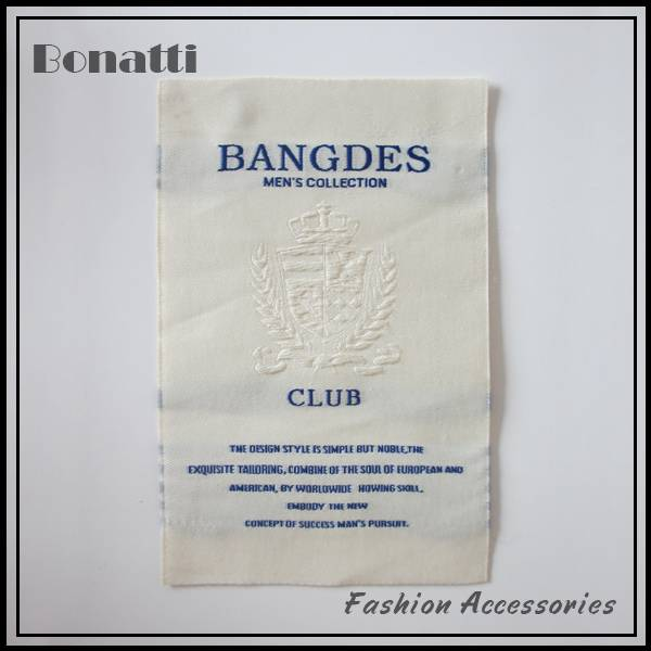 woven tags for clothing