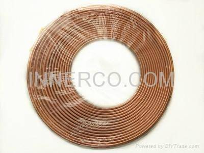 Copper Coil Tube 15M