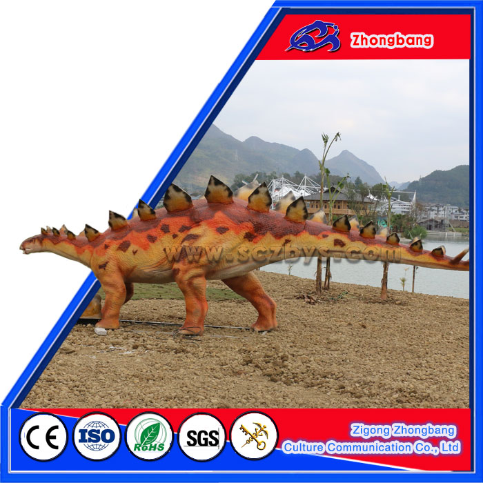 Amusement Park Animatronic Dinosaur Attraction