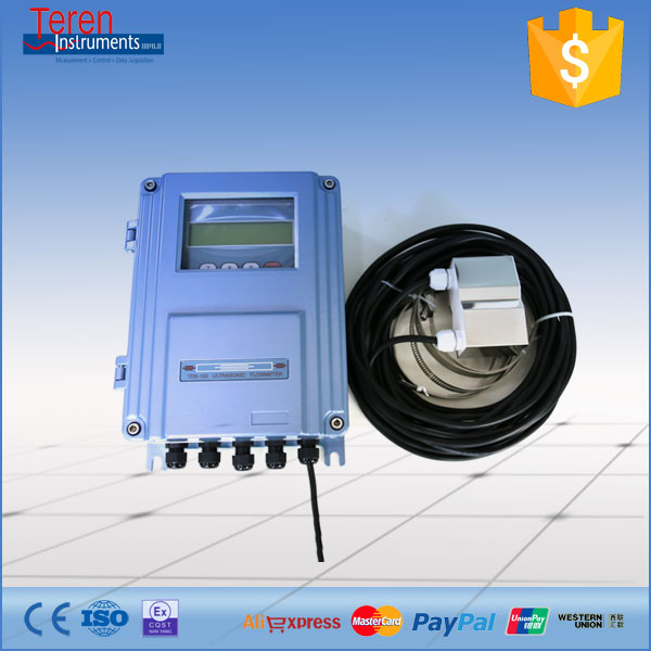 China ultrasonic flow meter RS485