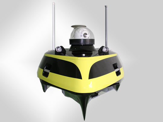 Unmanned Survey Boat and Surface Vehicle Hydrographic Survey for Surveying Equipment and Instrument