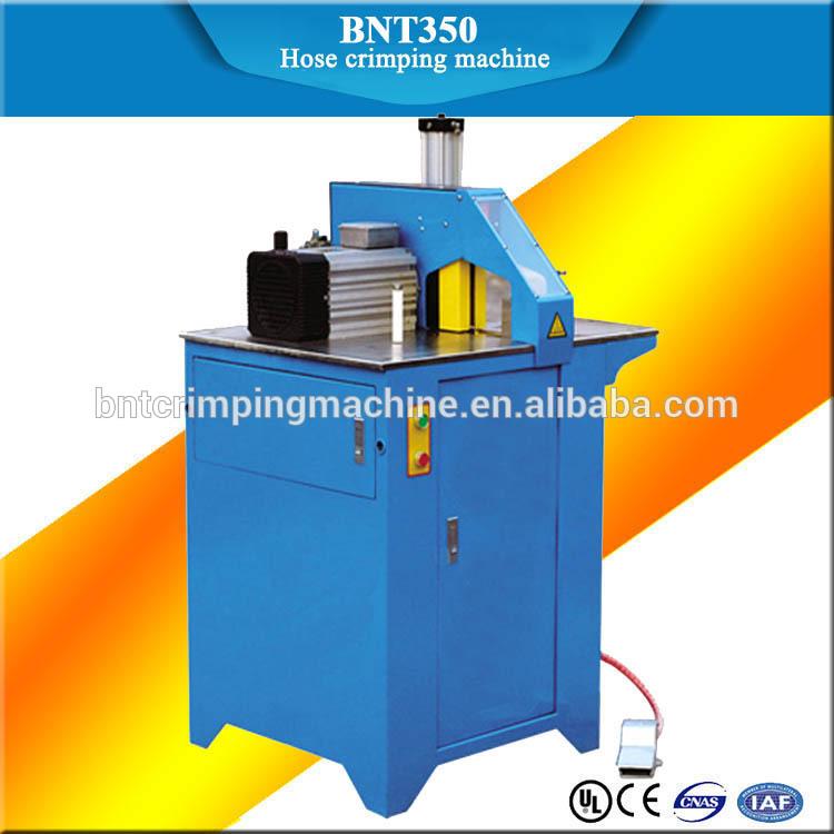 BARNETT BNT350 Automatic PLC Controlled High Pressure Hose Cutting Machine