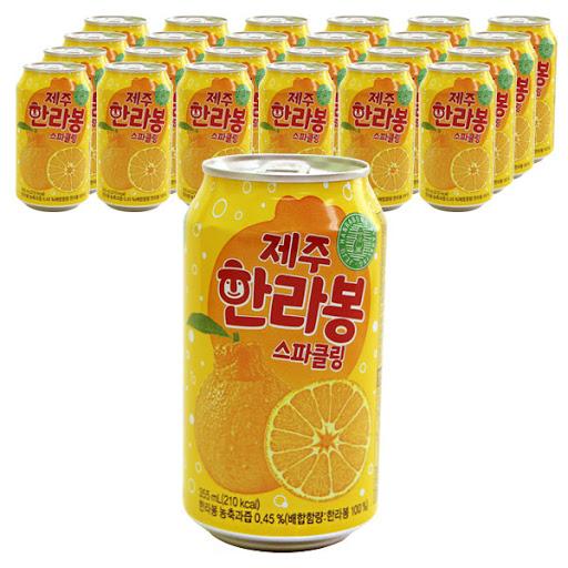 Jeju Hallabong Sparkling
