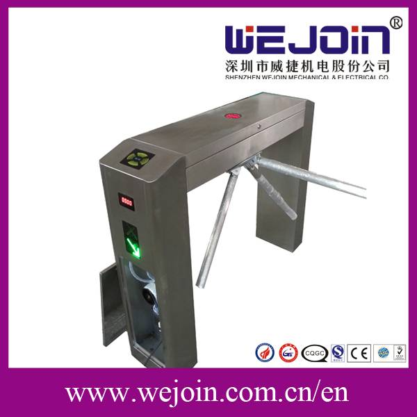 Access Control Tripod Turnstile, Waist Height Turnstile Gates Manufacture (ts112)