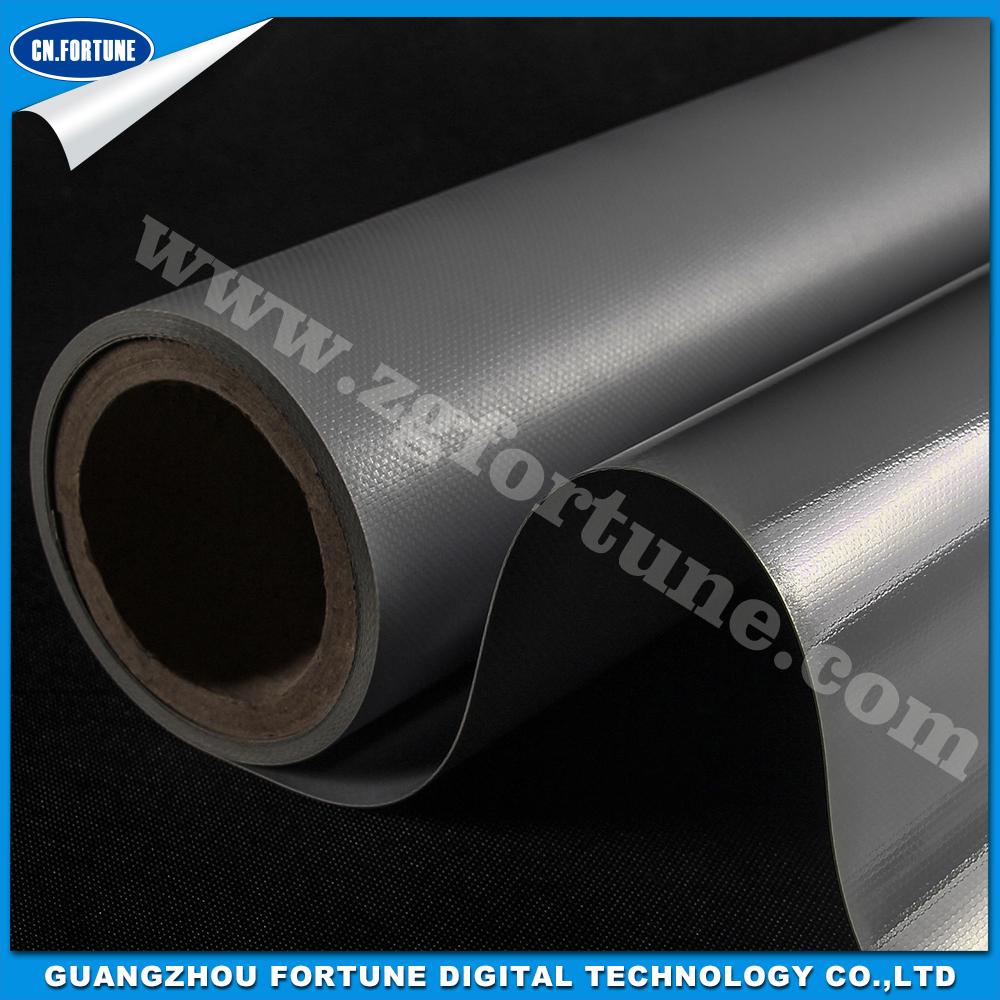 Waterproof Glossy PVC Coated Tarpaulin