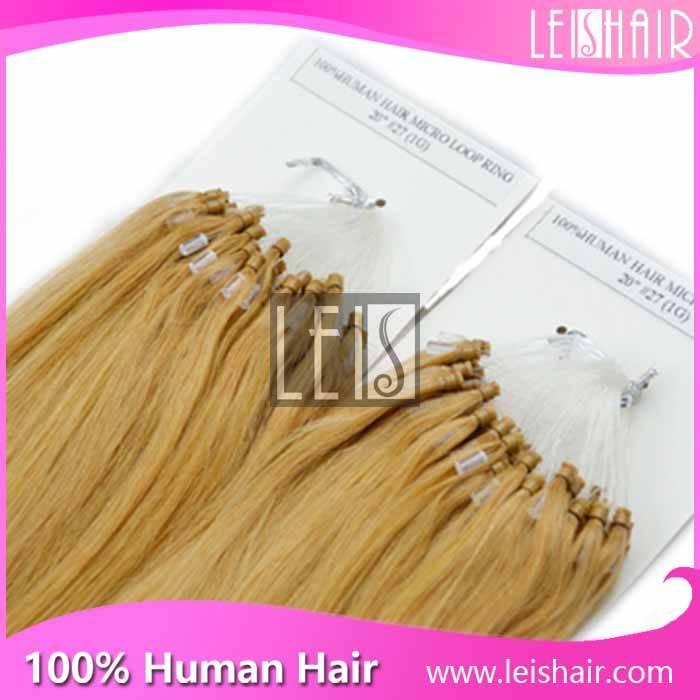 best selling factory price micro ring loop hair extension