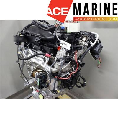 BMW X3 F25 engine - B47-D20A - build 2014 Used Car Engine