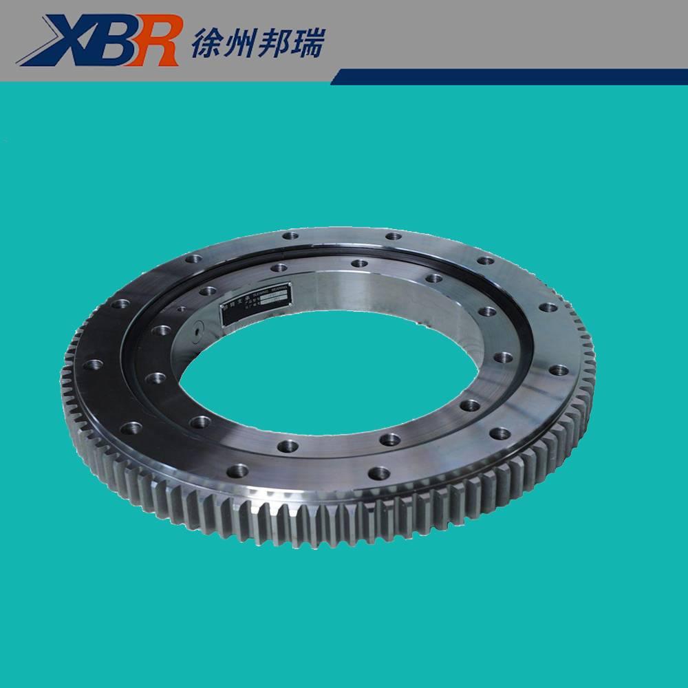 Excavator slewing ring , Hitachi / Komatsu / Kobelco / Cat excavator slew ring bearing , XBR excavat