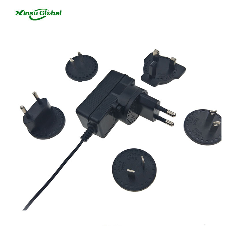 Universal power adapter 5V 2A with UL cUL PSE SAA GS KC