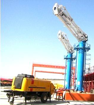 Stabilized Soil Mixing Plant (MWB300)