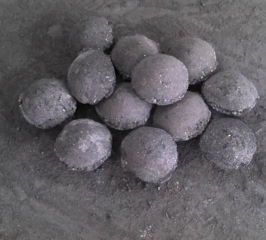 China supplier Silicon Ball/Briquette/powder for iron casting