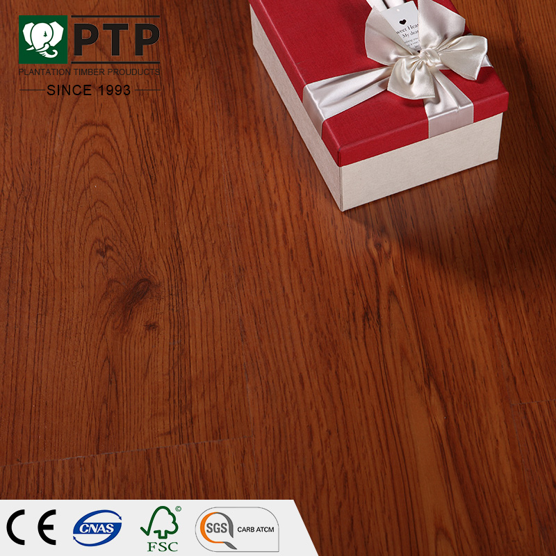 Classen oak ac5 E0 basketball court sport soundproof anti slip hdf valinge click laminate flooring