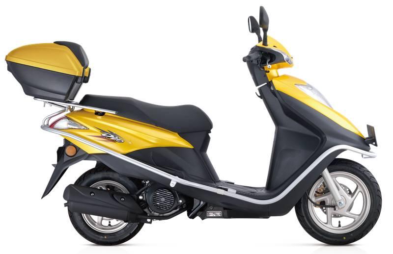 HONDA scooter DIO 125cc