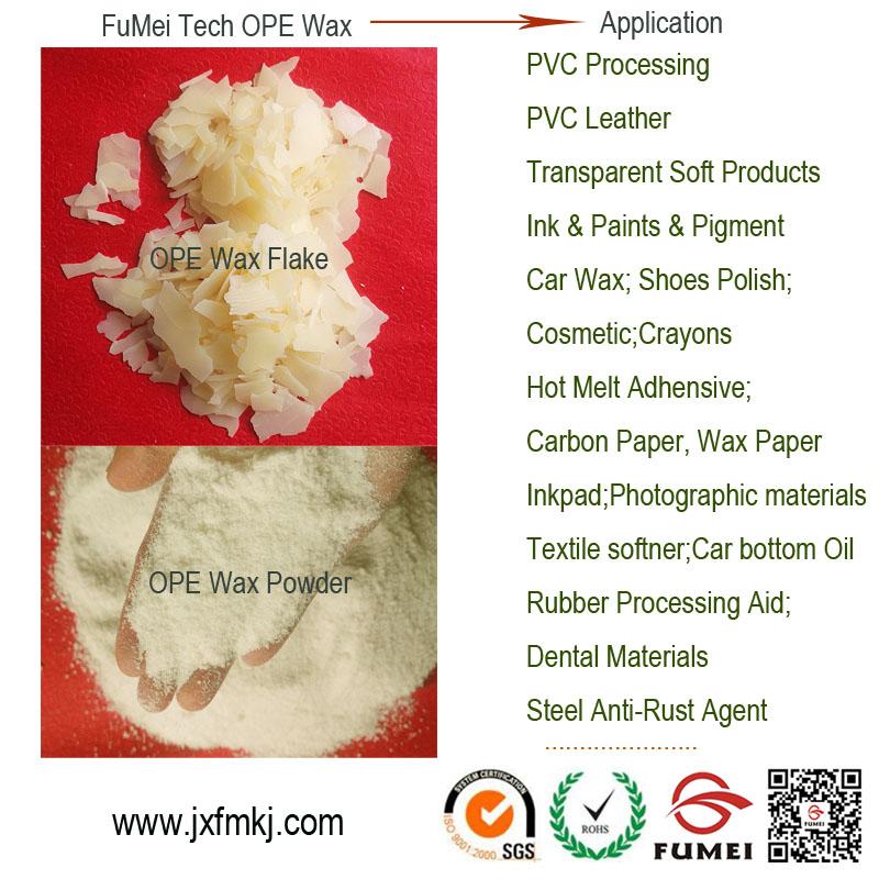 Oxidized Polyethylene Wax/OPE