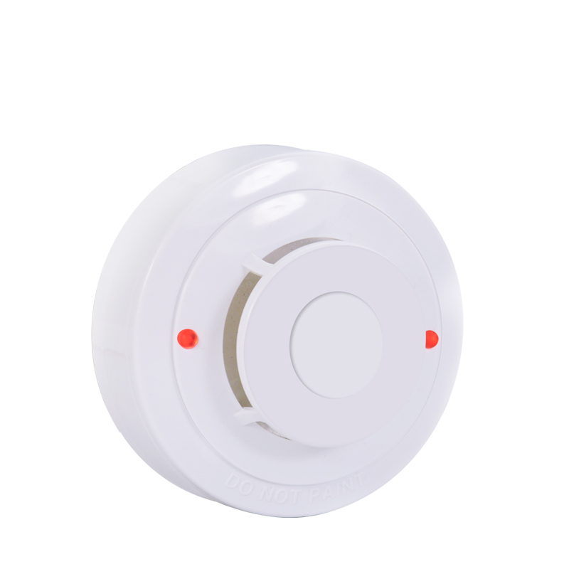 Conventional fire alarm heat detector thermal sensor