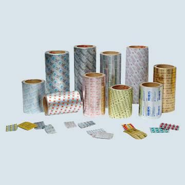 Pharmaceutical Aluminium Blister Foil for Packing