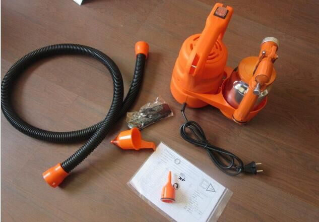 HVLP Electric Paint Sprayer Power Spray Gun Tanning Sprayer