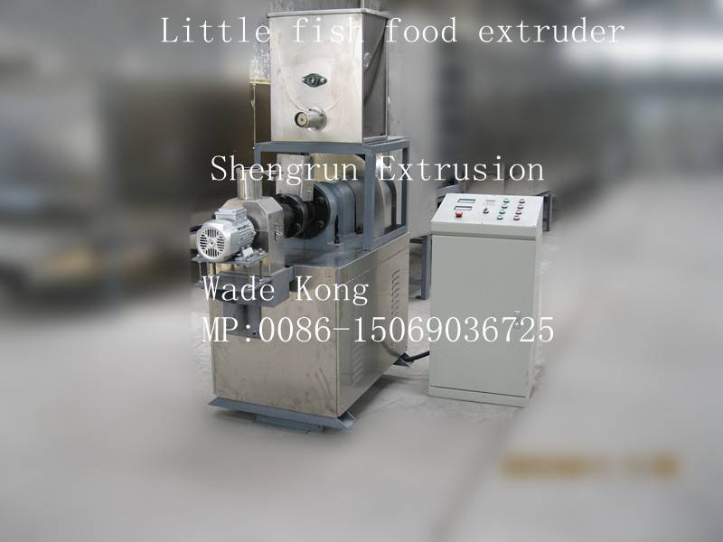 pet food producting line