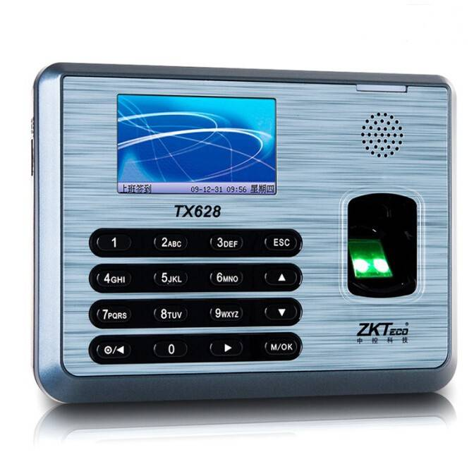 CIECOO TA-TX628 Fingerprint Attendance