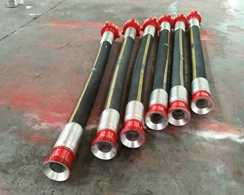 high-pressure cement hose