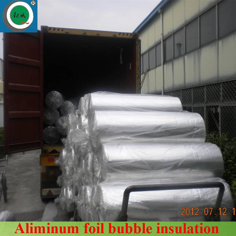 Fire retardant roof insulation foil bubble construction materials hangzhou