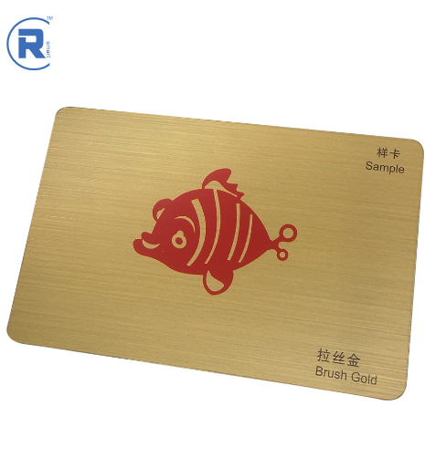 Custom printing nfc rfid business card RFID paper card