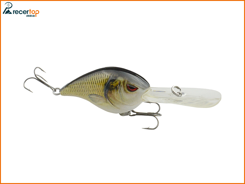 Diving Swimming Posture Fishing Lure for Deep Fishing Tackle