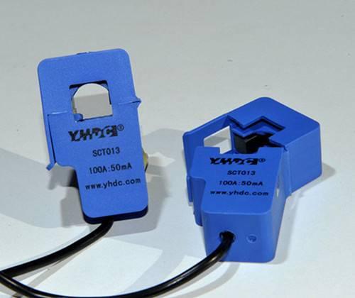 hot sale 5A-100A split-core current transformer