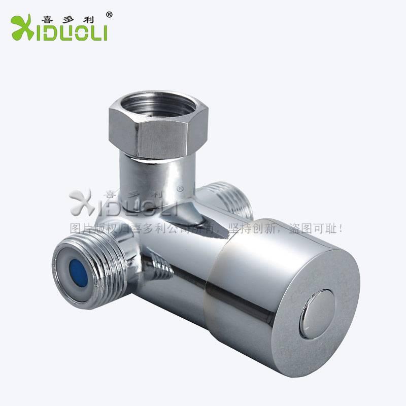 Touchless Chrome Basin Tap sensor faucet