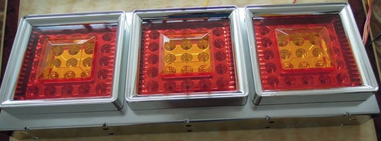 24V mitsubishi fuso Hino truck rear lamp