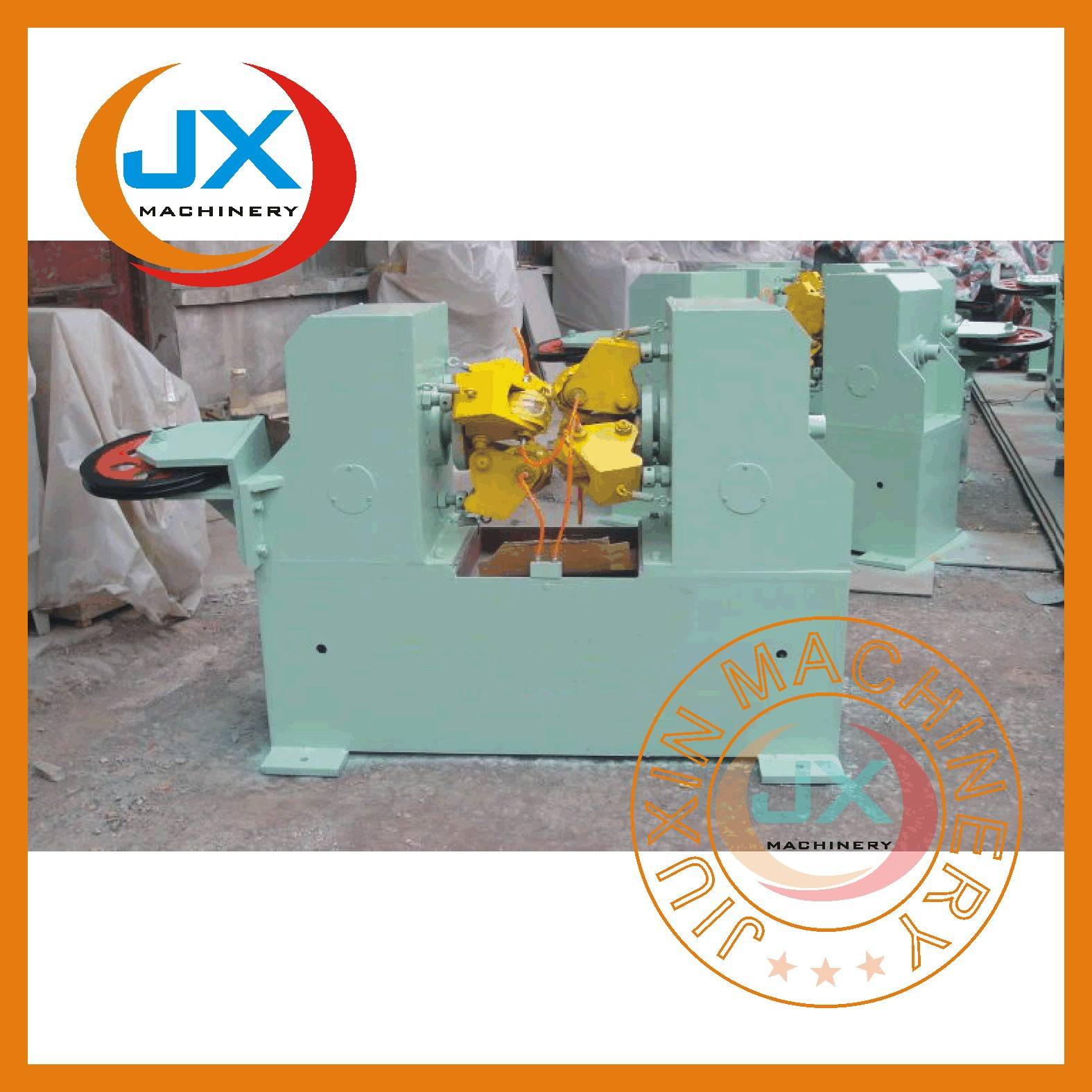 JX-285 Cold-rolled Ribbed Rebar Production line