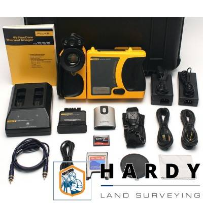 Used Fluke TI55 FT Thermal Imaging Camera