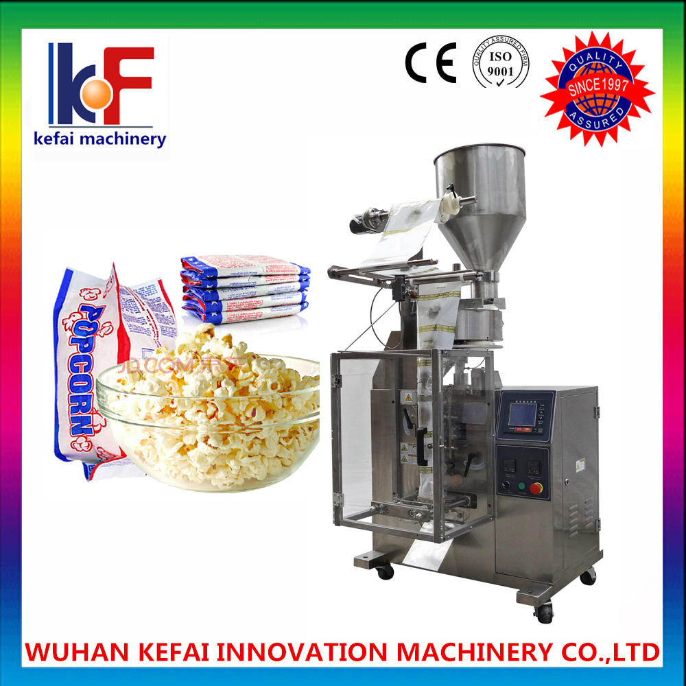 Auto Vertical Packing Machine with Multihead for screw nails, screw nails weighing filling and packi