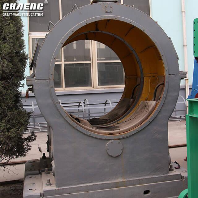 Ball mill main bearing