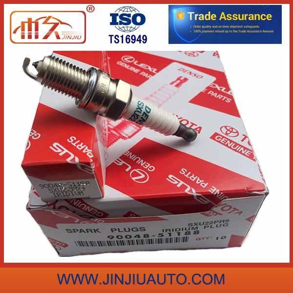 Exporting Denso & Ngk Spark Plugs for Toyota Iridium Spark Plug 90048-51188 Sxu22pr9
