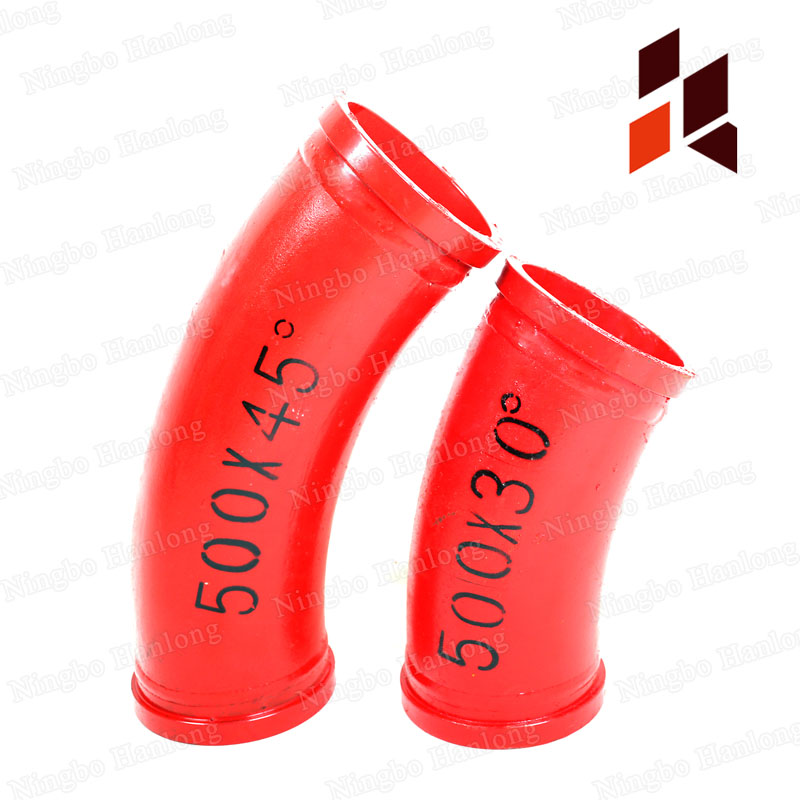 concrete bend pipe R500